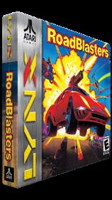 RoadBlasters - Box - 3D