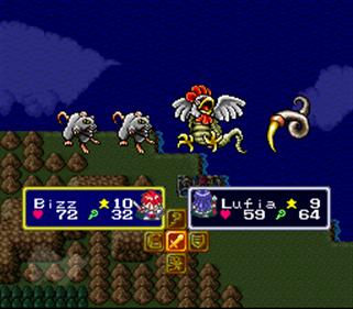 Lufia & the Fortress of Doom - Screenshot - Gameplay