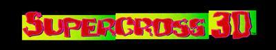 SuperCross 3D - Banner