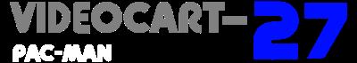 Videocart-27: Pac-Man - Clear Logo