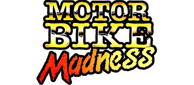 Motorbike Madness - Clear Logo