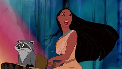 Pocahontas - Fanart - Background