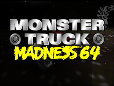 Monster Truck Madness 64 - Screenshot - Game Title