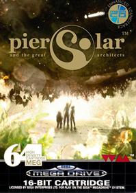 Pier Solar and the Great Architects - Fanart - Box - Front