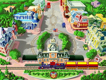 The Walt Disney World Explorer - Screenshot - Gameplay