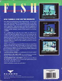 Fish! - Box - Back