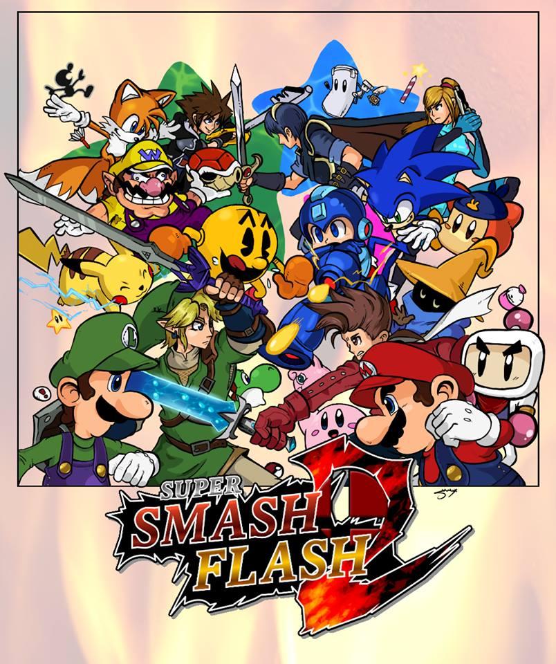 Super Smash Flash Bros