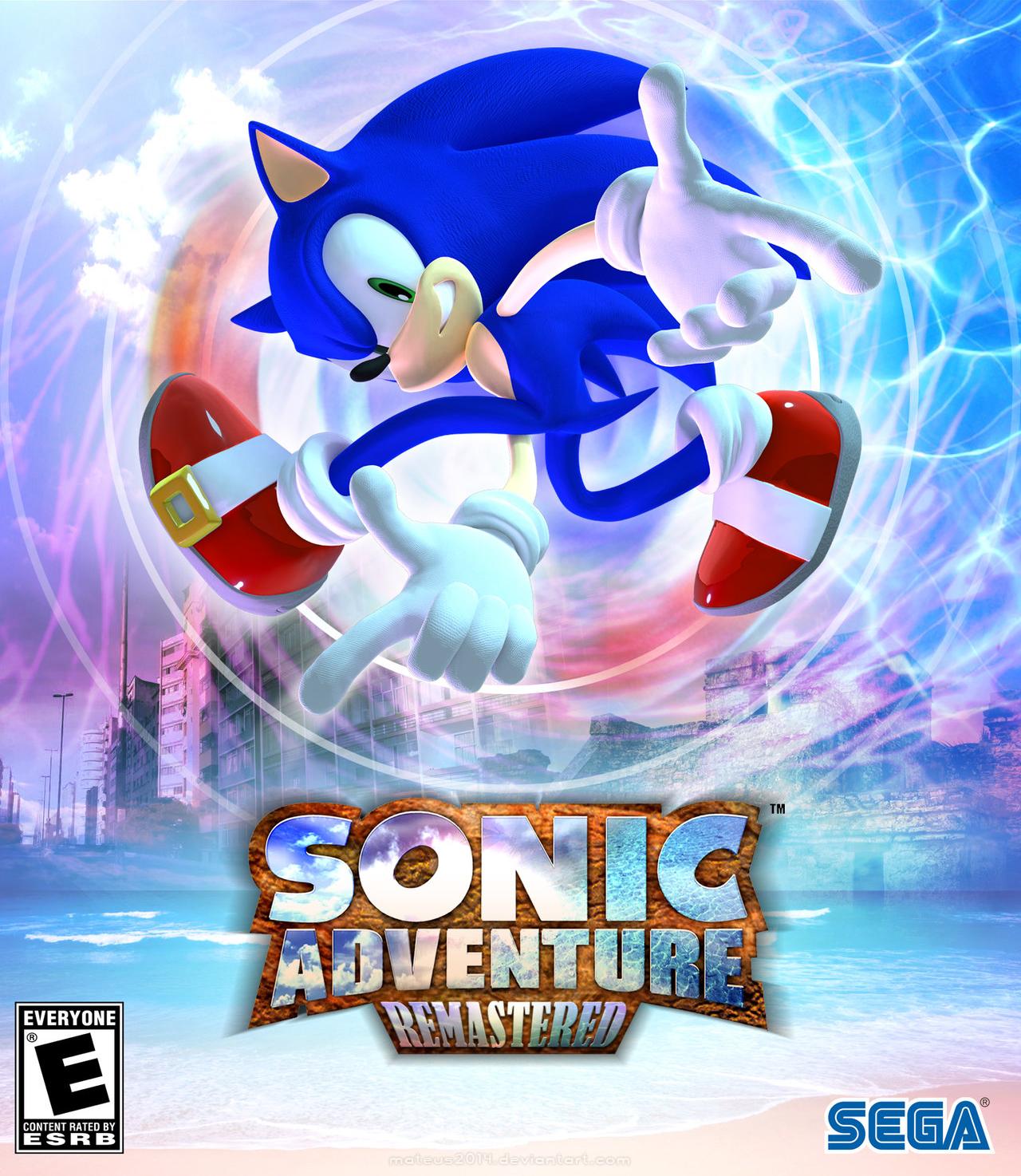 Sonic Adventure Dx Director S Cut Details Launchbox