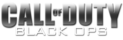 Call of Duty: Black Ops - Clear Logo