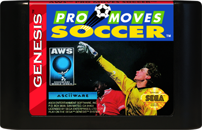 AWS Pro Moves Soccer - Cart - Front