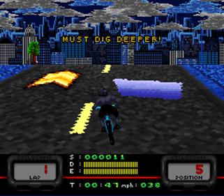 Exertainment Mountain Bike Rally - Screenshot - Gameplay