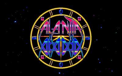 Alantia: Legend of Blue Star - Screenshot - Game Title