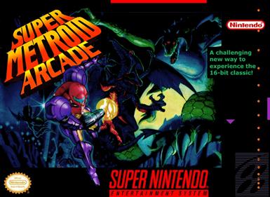 Super Metroid Arcade: Endless Mode