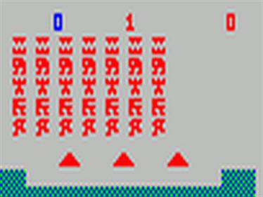 Videocart-26: Alien Invasion - Screenshot - Game Title