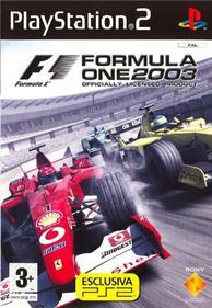 Formula One 2003