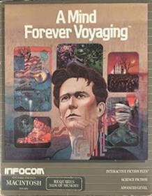 A Mind Forever Voyaging