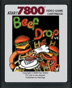 Beef Drop VE - Cart - Front