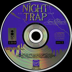 Night Trap - Disc