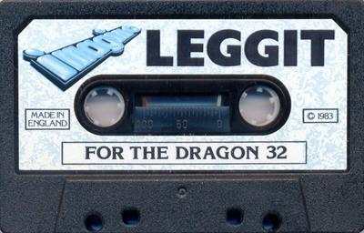 Leggit! - Cart - Front