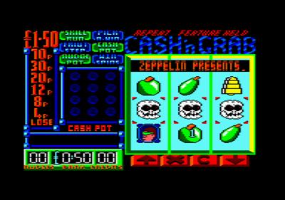 Arcade Fruit Machine - Screenshot - Game Title