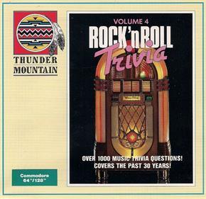 Rock 'n Roll Trivia Volume 4