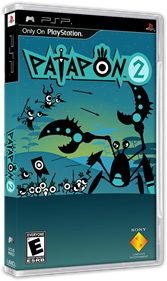 Patapon 2 - Box - 3D