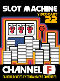 Videocart-22: Slot Machine