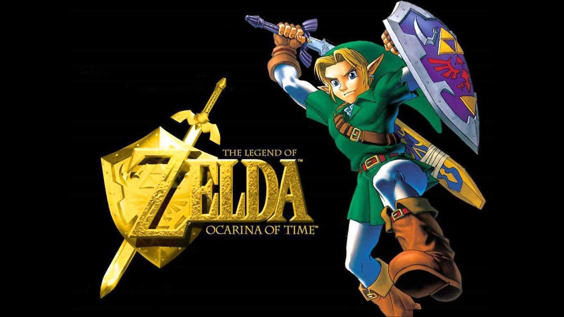 The Legend Of Zelda Ocarina Of Time 3d Details