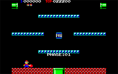 Punch Ball Mario Bros. - Screenshot - Gameplay