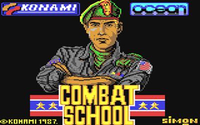 Combat School - Screenshot - Game Title