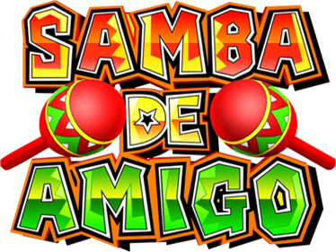 Samba de Amigo - Clear Logo