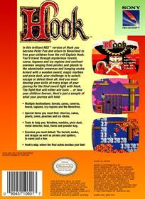 Hook - Box - Back