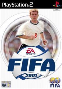 FIFA 2001 - Box - Front