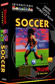 International Sensible Soccer - Box - 3D