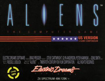 Aliens: U.S. Version