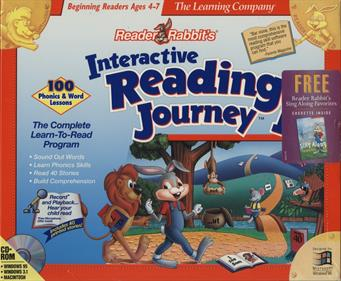 Reader Rabbit's Interactive Reading Journey