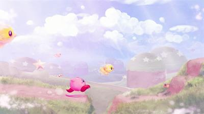 Kirby's Dream Land 3 - Fanart - Background