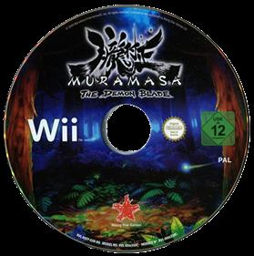Muramasa: The Demon Blade - Disc