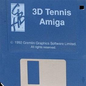 International 3D Tennis - Disc