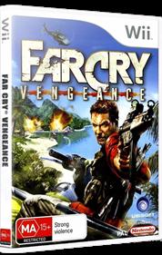 Far Cry Vengeance - Box - 3D