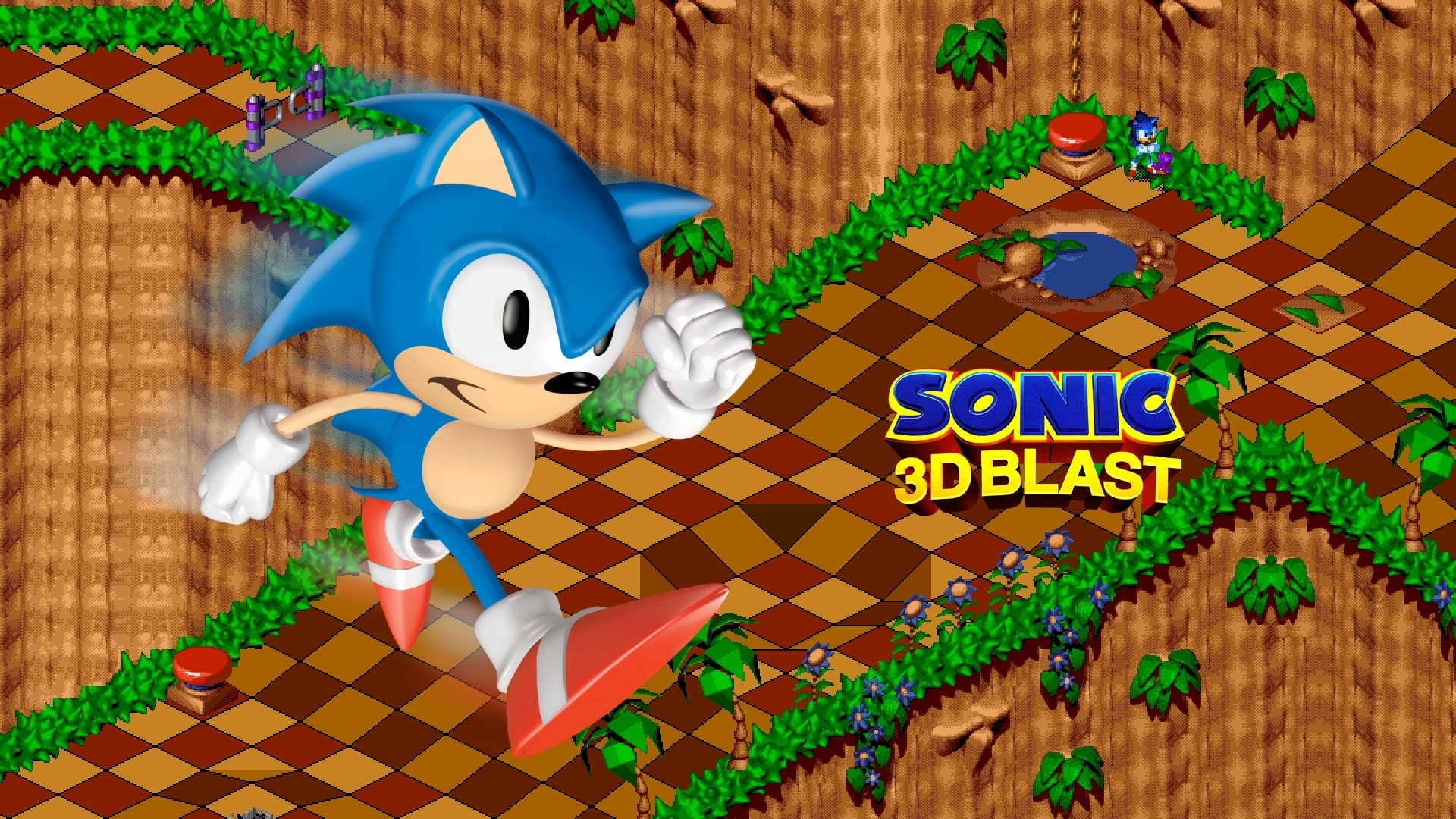 Sonic 3d Blast Details Launchbox Games Database
