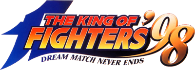 The King of Fighters '98: The Slugfest - Clear Logo