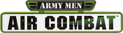 Army Men: Air Combat: The Elite Missions - Clear Logo