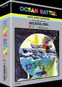 Ocean Battle - Box - 3D