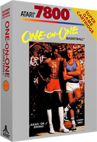 One-on-One Basketball - Box - 3D