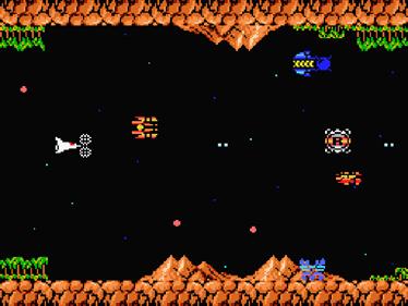 Gradius III Legends - Screenshot - Gameplay