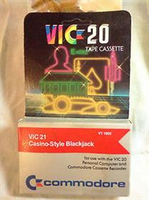 Vic-21 Casino Blackjack