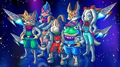 Star Fox 2 - Fanart - Background