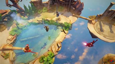 Lance A Lot: Enhanced Edition - Screenshot - Gameplay