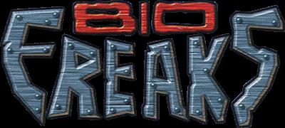 Bio F.R.E.A.K.S. - Clear Logo